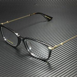 Gucci Black 53mm Eyeglasses